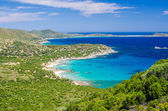 South coast of Sardinia — Stock Photo
