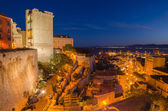 Eski şehir, cagliari (sardunya adası, i̇talya'nın başkenti) — Stok fotoğraf
