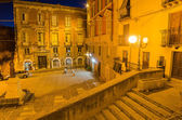 Old Town of Cagliari (Capital of Sardinia Island, Italy) — 图库照片