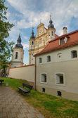 St. Michael's Church in Vilnius, Lithuania — Stock Photo