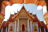 Mramor chrámovými — Stock fotografie