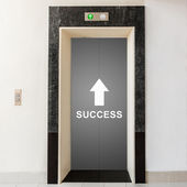 way to success, business conceptual — Stockfoto