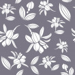 Floral pattern — Vector de stock #40374821