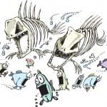 Постер, плакат: Bone Fish
