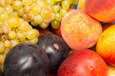 Fruit background — 图库照片