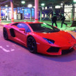 Lamborghini Aventador . Abkhazia — Stock Photo #30381533
