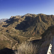 Apache Trail in Arizona — Stock Photo