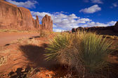 Monument Valley in Arizona — Stock Photo