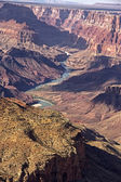 Colorado River in Grand Canyon National Park — Stock Photo