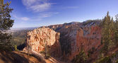 Vista panoramica di bryce canyon — Foto Stock