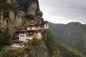 Taktshang Goemba(Tigers Nest Monastery), Bhutan — Stock Photo