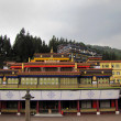 Rumtek Gompa in Sikkim, India — Stock Photo
