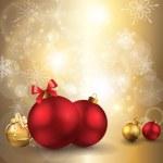 Christmas background 2014 — Stock Photo