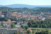 Jelenia Gora old city — Foto Stock
