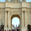 Brandenburg Gate in Potsdam — Stock Photo