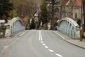 Old bridge in Piechowice in Poland — Stock Photo