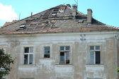 Devastated building — ストック写真