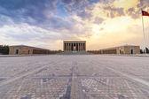Anitkabir (Ataturk's Mausoleum) — Stock Photo