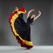 Dance with passion — Stock fotografie
