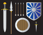 Weapons — Vector de stock