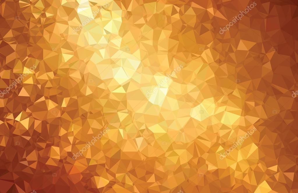blue gold geometric wallpaper