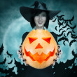 Halloween night — Stock Photo #30671005
