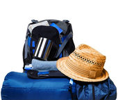 Things for hiking — Stock Photo