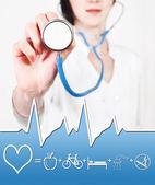Healthy Heart — Stock Photo