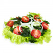Green salad lunch — Stock Photo #31361857