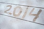 New year 2014! — Stock Photo