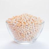 Dry peas grains — Stock Photo