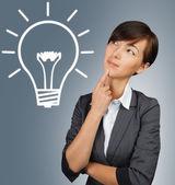 Creative idea — Stock Photo