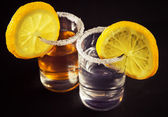 Tequila cocktail — Stock Photo