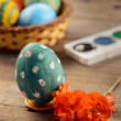 Preparation for Easter Day — Stock Photo