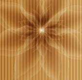 Beżowe tkaniny jedwabne z zakładkami — Wektor stockowy