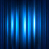 Blue abstract background with strips and patches of light — Stock Vector