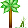 Pencil-tree — Stock Vector #31200111