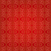 Luxury golden seamless pattern — Stockvector