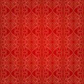 Luxury golden seamless pattern — Stok Vektör