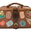 Travel Suitcase — Foto Stock