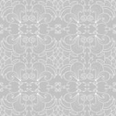 Delicate lace seamless pattern — Stock Vector