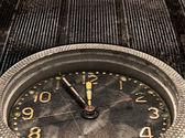 Mechanizm zegarka — Zdjęcie stockowe
