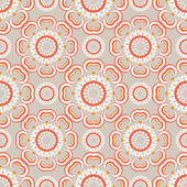 Delicate seamless floral pattern — Stock Vector