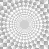 Monochrome mosaic background — Stock Vector