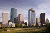 Downtown Houston — Stock Photo