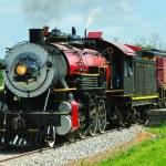 Baldwin Locomotive — Stock Photo