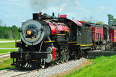 Baldwin Locomotive — Stock Photo