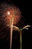 Fireworks 2 — Stock Photo