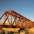 Stock Photo: Trinity Rail Bridge