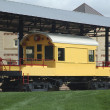 Stockfoto: Yellow Brewery Train